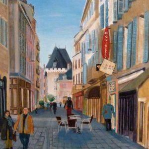 Debriva Pau Rue Maréchal Joffre