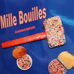 livre Mille Bouilles