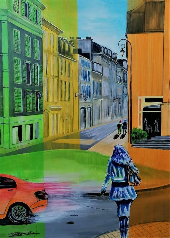 Debriva - Pau rue Bernadotte
