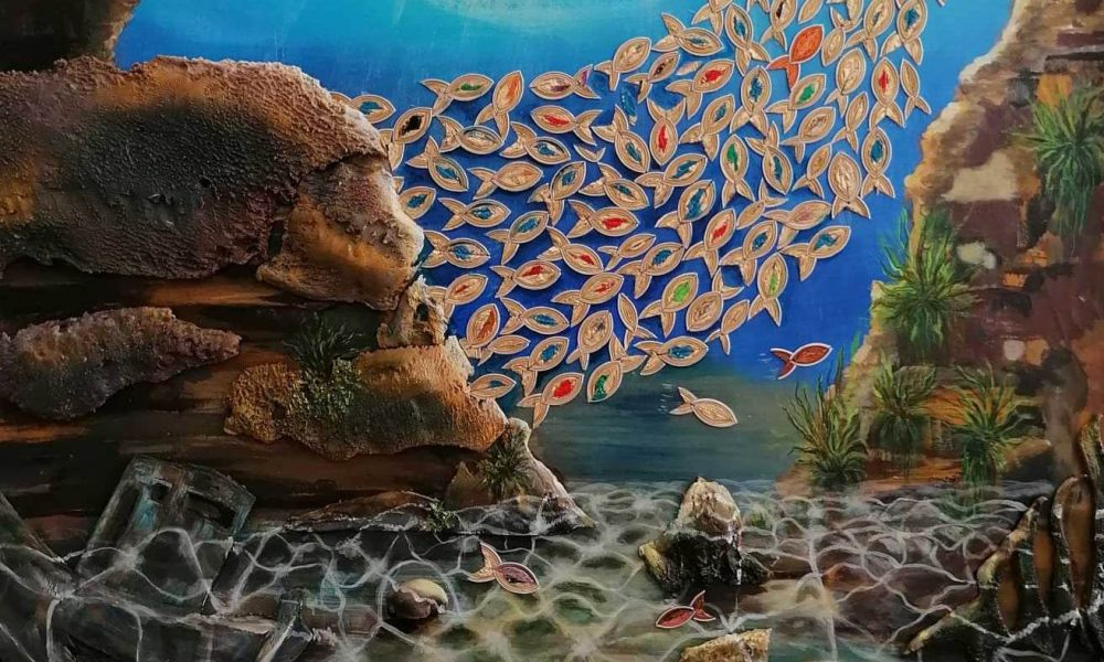 Banc de poissons 3