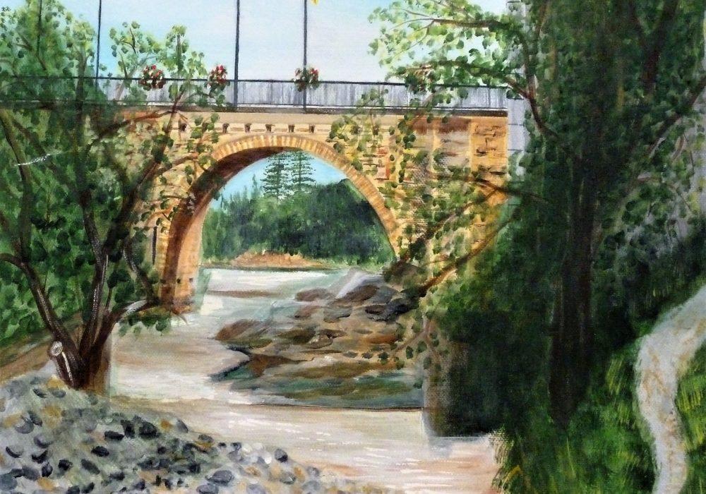 Navarrenx  Le Pont