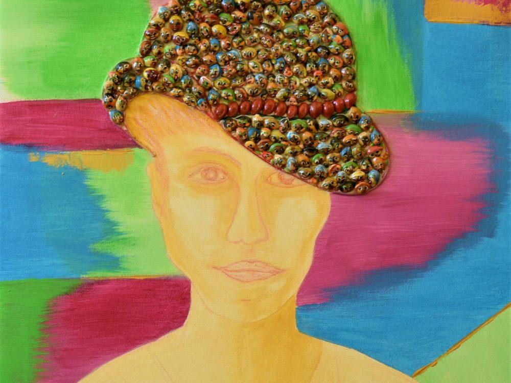 tetes a chapeau